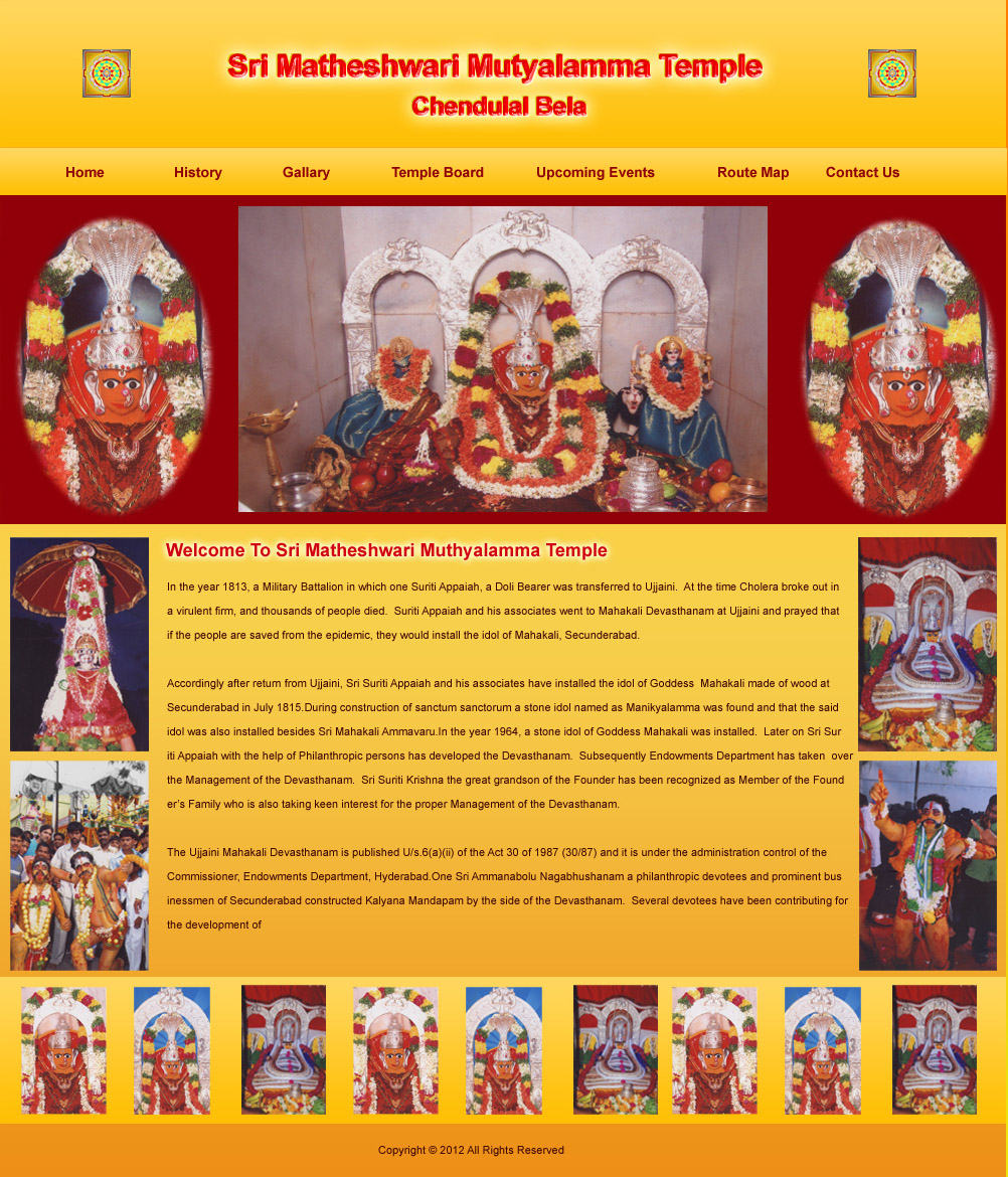 mutyalamma temple website